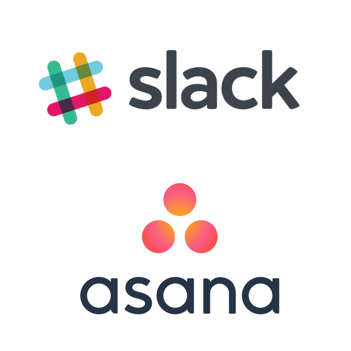 Slack and Asana- So Easy an Intern Can Do It!